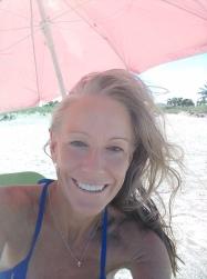 Holly love Beach
